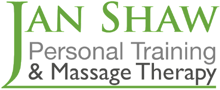 Jan Shaw Personal Training and Massage Therapy, Logo